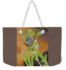 Beauty Flutters By Weekender Tote Bag
