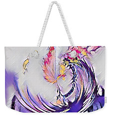 Beauty For Ashes II Weekender Tote Bag