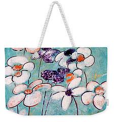Finding Beauty In Chaos Weekender Tote Bag