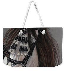 Beauty In Hand Weekender Tote Bag by Sheri Gordon