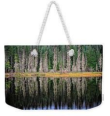 Beauty In Idaho Bog Weekender Tote Bag