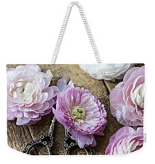 Weekender Tote Bag featuring the photograph Beauty In Simplicity by Kim Hojnacki