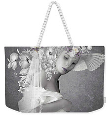 Beauty In The Eye Weekender Tote Bag