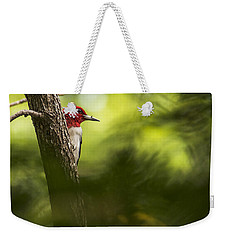 Beauty In The Woods Weekender Tote Bag