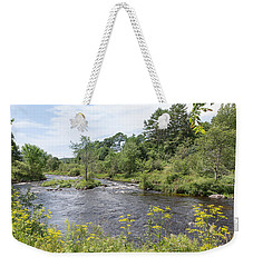 Weekender Tote Bag featuring the photograph Beauty Of Nature by John M Bailey