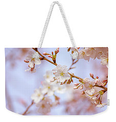 Beauty Of Spring Weekender Tote Bag by Rima Biswas