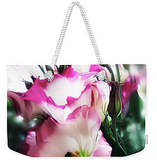 Beauty Of The Day Weekender Tote Bag