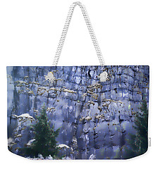 Beauty Of The Gorge Weekender Tote Bag by Dale Stillman