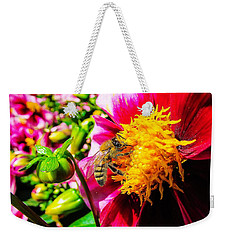 Beauty Of The Nature Weekender Tote Bag by Cesar Vieira