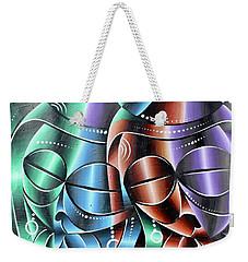 Beauty Of Women 2 Weekender Tote Bag