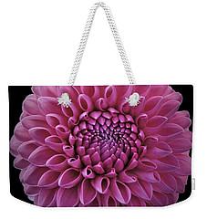 Beauty On Black Weekender Tote Bag