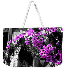 Beauty On The Up Weekender Tote Bag