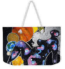 Beauty Out Of This World Weekender Tote Bag