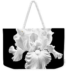 Beauty Queen In Black And White Weekender Tote Bag