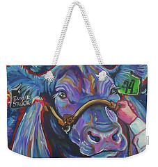 Beauty Queen Weekender Tote Bag