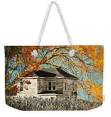 Beauty Surrounds Deserted Home Weekender Tote Bag