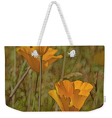 Beauty Surrounds Us Weekender Tote Bag