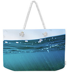 Beauty Under The Water Weekender Tote Bag