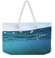 Beauty Under The Water Weekender Tote Bag