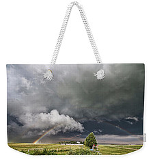 Beauty Within Darkness Weekender Tote Bag