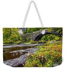 Beaver Bridge Weekender Tote Bag