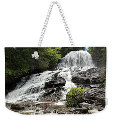 Beaver Brook Falls Weekender Tote Bag