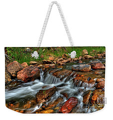 Beaver Creek Weekender Tote Bag