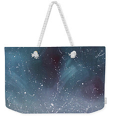 Because Of The Hot Weather, Eager To Cool Off Weekender Tote Bag by Min Zou