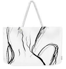 Because The Night Weekender Tote Bag