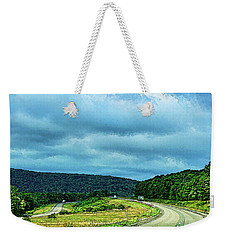 Beckoning Road Weekender Tote Bag