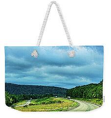 Beckoning Road Weekender Tote Bag