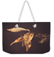 Weekender Tote Bag featuring the photograph Beckoning by Shane Holsclaw