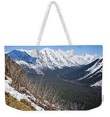 Beckoning Valley Weekender Tote Bag