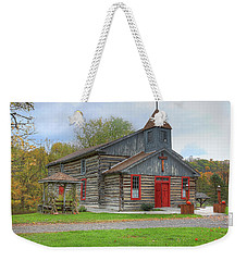 Bedford Village Church Weekender Tote Bag
