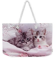 Bedtime Kitties Weekender Tote Bag