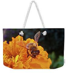 Bee And Marigold Weekender Tote Bag