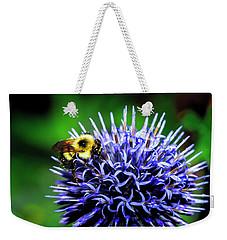 Bee And Thistle Weekender Tote Bag