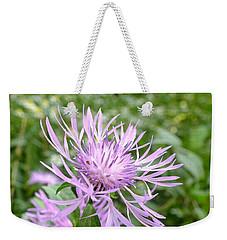 Bee Balm Weekender Tote Bag