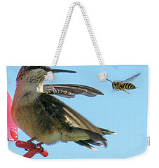 Bee_bird Weekender Tote Bag