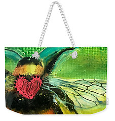 Beehave Weekender Tote Bag