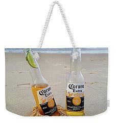 Beer O'clock Weekender Tote Bag