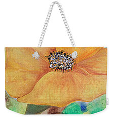 Bees Delight Weekender Tote Bag