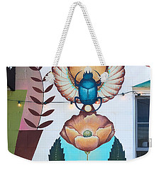 Beetleflower Weekender Tote Bag
