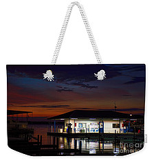 Before Sunrise Weekender Tote Bag by Diana Mary Sharpton