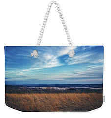 Weekender Tote Bag featuring the photograph Before Sunset At Retzer Nature Center - Waukesha by Jennifer Rondinelli Reilly - Fine Art Photography