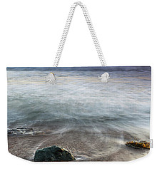 Before Sunset At Shell Beach Weekender Tote Bag
