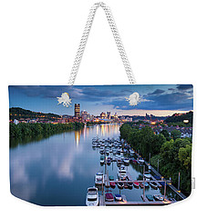 Before Sunset  Weekender Tote Bag