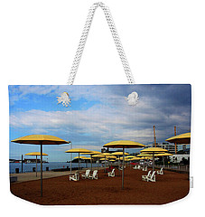 Before The Crowds Weekender Tote Bag by David Pantuso