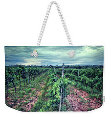 Before The Harvesting Weekender Tote Bag