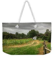 Before The October Harvest Weekender Tote Bag by Steve Gravano